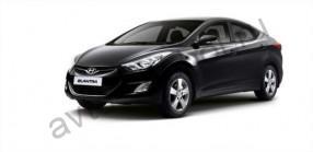 Авточехлы Hyundai Elantra V MD 2011+