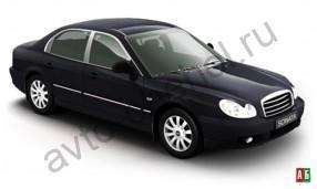 Авточехлы Hyundai SONATA 5 EF с 2001-2012