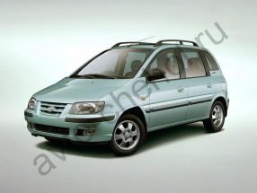 Авточехлы Hyundai Matrix 2001+