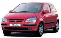 Кузов - Авточехлы Hyundai Getz I(2002-2005)