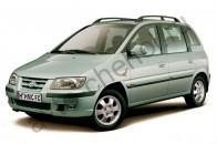 Кузов - Авточехлы Hyundai Matrix (2001-2010)