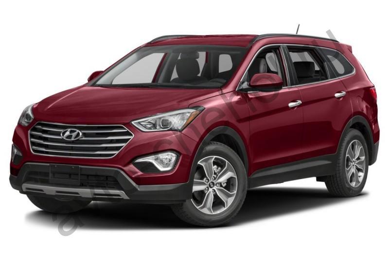 Авточехлы Hyundai Santa Fe III (2012-2018)