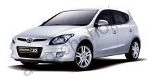 Кузов - Авточехлы Hyundai i-30 2007-2011