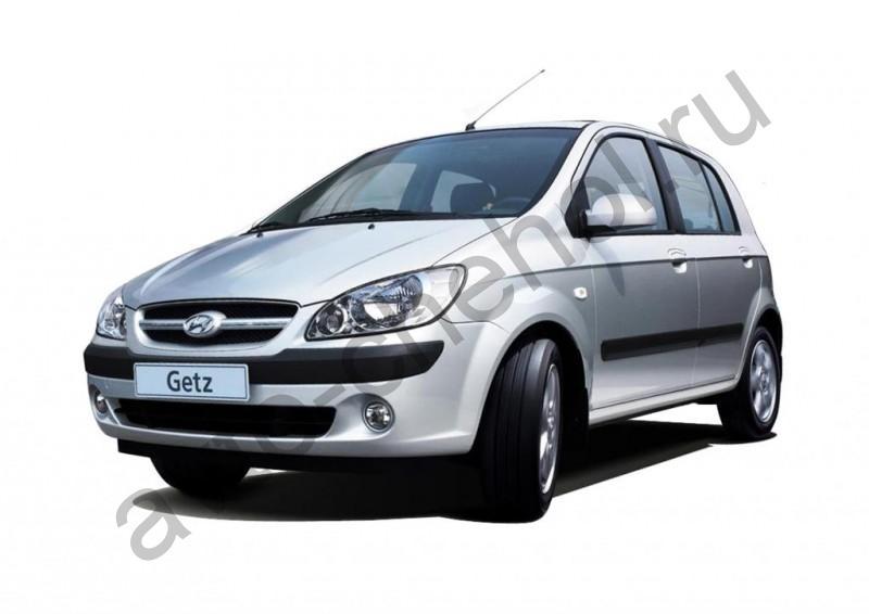 Авточехлы Hyundai Getz III (2005-2011)
