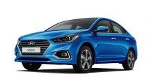 Кузов - Коврики Hyundai Solaris II 2017+