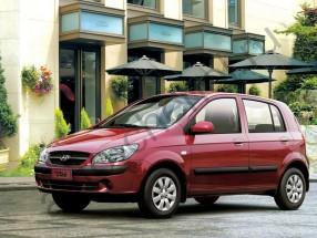 Авточехлы Hyundai Getz 2  с 2006