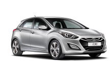 Кузов - Авточехлы Hyundai  i-30 II 2012+
