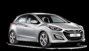 Авточехлы Hyundai  i-30 II 2012+