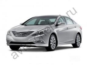 Авточехлы Hyundai Sonata 6 YF 2010+