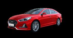 Авточехлы Hyundai Sonata VII (2017+)