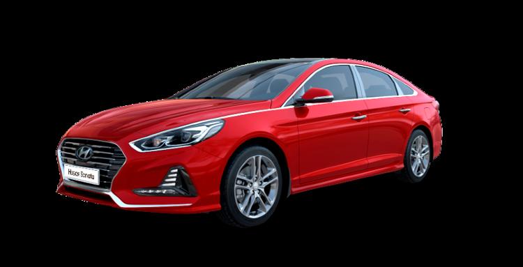 Авточехлы Hyundai Sonata VII (2014-2019)