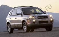 Кузов - Коврики Hyundai Tucson джип 2004-2008
