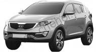 Авточехлы Kia Sportage III 2010-2016