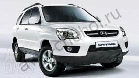 Авточехлы Kia Sportage 2008-2009