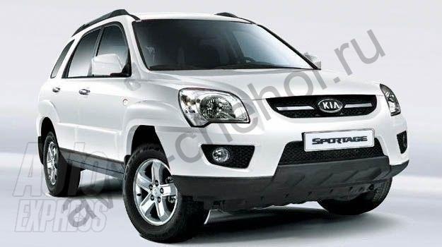 Авточехлы Kia Sportage с 2009-2010