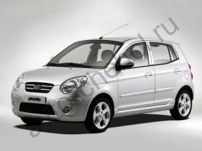 Авточехлы Kia Picanto I 2004-2011