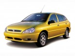 Автомобильные чехлы Kia Rio хэтчбек-универсал 2000-2005