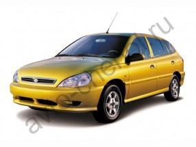 Авточехлы Kia Rio I хэтчбек-универсал 2000-2005