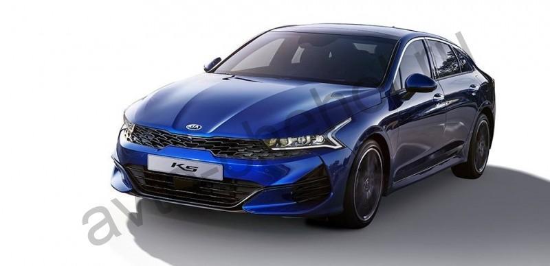 Авточехлы Kia К5 (2020-2021)