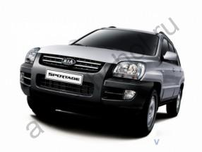 Авточехлы Kia Sportage 2004-2008