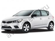 Авточехлы Kia Ceed с 2006-2012