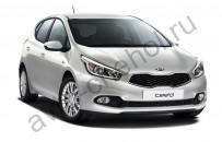 Кузов - Авточехлы Kia Cee'd II c 2012+