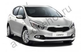 Авточехлы Kia Cee'd II c 2012+