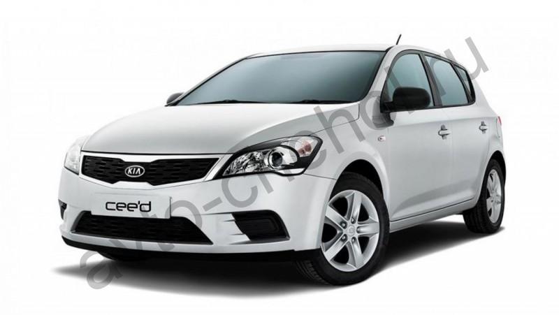 Авточехлы Kia Ceed (2006-2012)