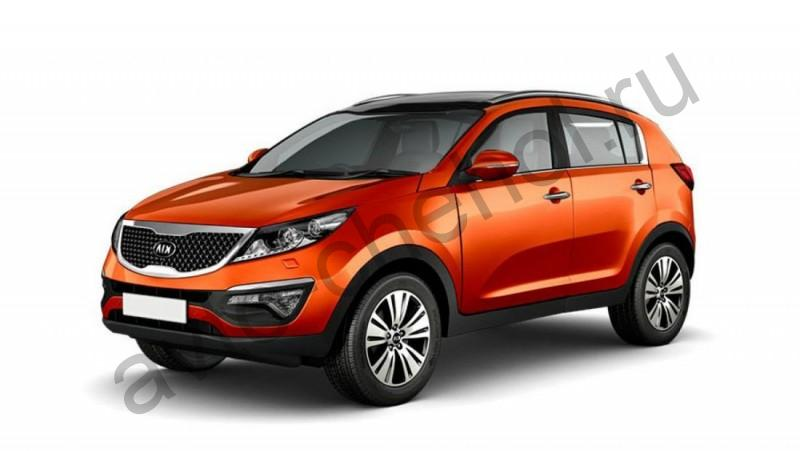 Авточехлы Kia Sportage III (2010-2016)