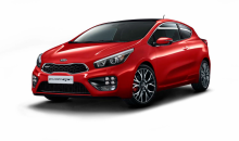 Кузов - Авточехлы Kia Pro Ceed II (2012-2018)