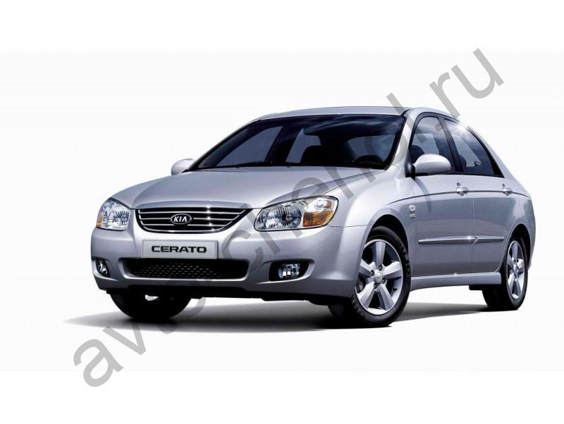 Авточехлы Kia Cerato I sedan (2003-2009)