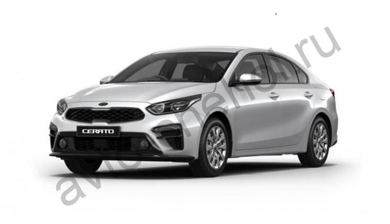 Авточехлы Kia Cerato IV (2018-2021)