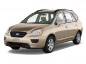Кузов - Авточехлы Kia Carens III (2013-2021)