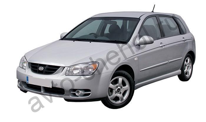 Авточехлы Kia Cerato I хэтчбек (2003-2009)