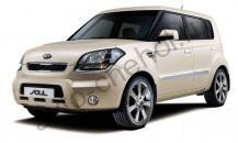 Кузов - Авточехлы Kia Soul l 2008-2013