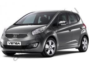 Авточехлы Kia Venga I  2011+
