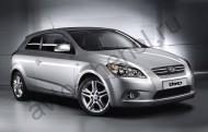 Авточехлы Kia Pro Ceed 2007-2012
