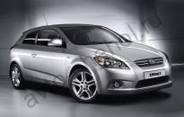 Кузов - Коврики Kia Pro Ceed 2007-2012