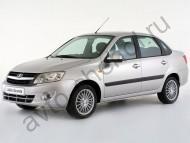 Коврики  Lada Granta Sedan 2011