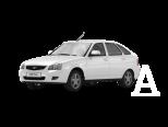 Авточехлы ВАЗ Priora хэтчбек 2014+