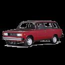 Кузов - Автомобильные чехлы ВАЗ 2104 (1984-2012)