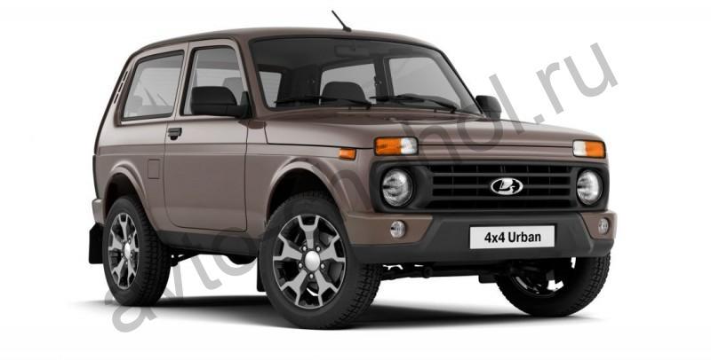 Авточехлы LADA NIVA URBAN 2020+