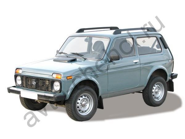 Авточехлы ВАЗ НИВА 2113 (1993-2019)