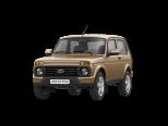Авточехлы Lada Niva Urban 3D (2020+)