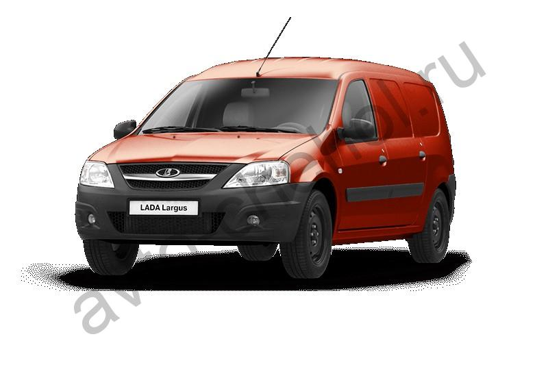 Авточехлы Лада Ларгус 2 места (2012-2021)