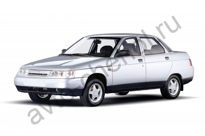 Авточехлы ВАЗ 2110 Priora sedan (2007-2013)