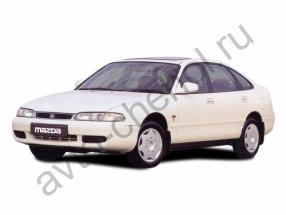 Авточехлы Mazda 626 sedan 1991-1999