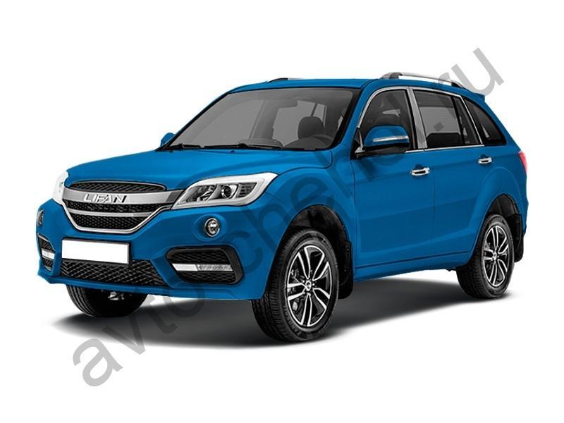 Авточехлы LIFAN X60 I (2011-2020)
