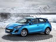 Коврики Mazda 3 2010-2014