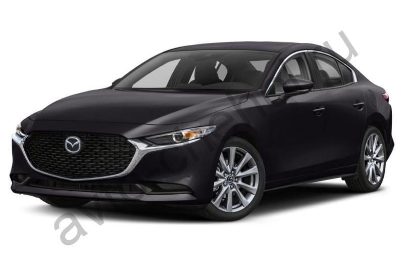 Авточехлы Mazda 3 IV (BP) (2019-2021)